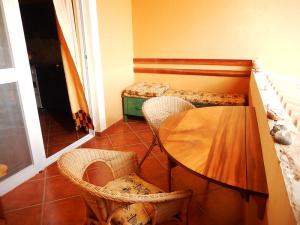 Ferien-Appartement-Strela-Maio-Loggia